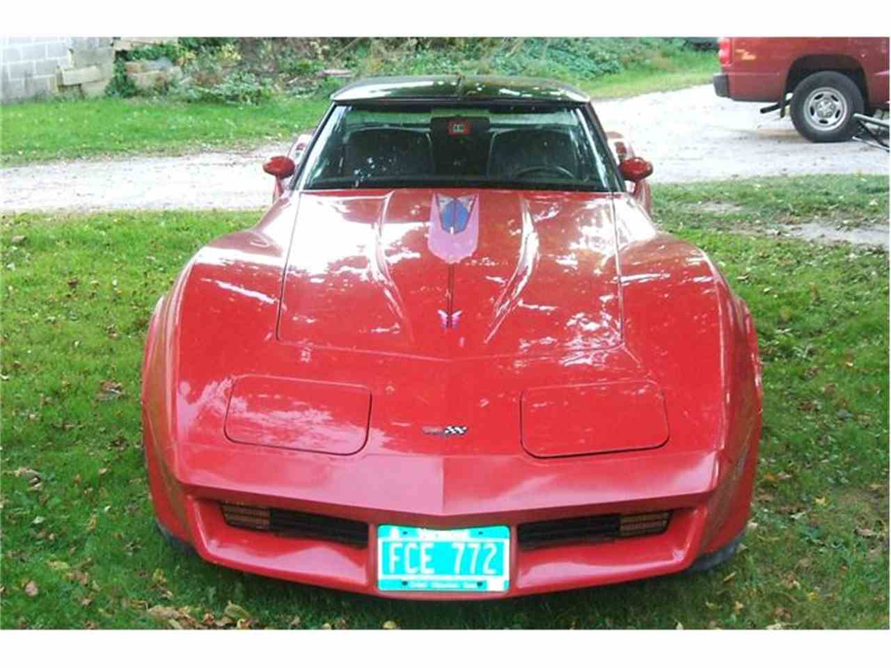 Large Picture of '82 Corvette - 9PR8