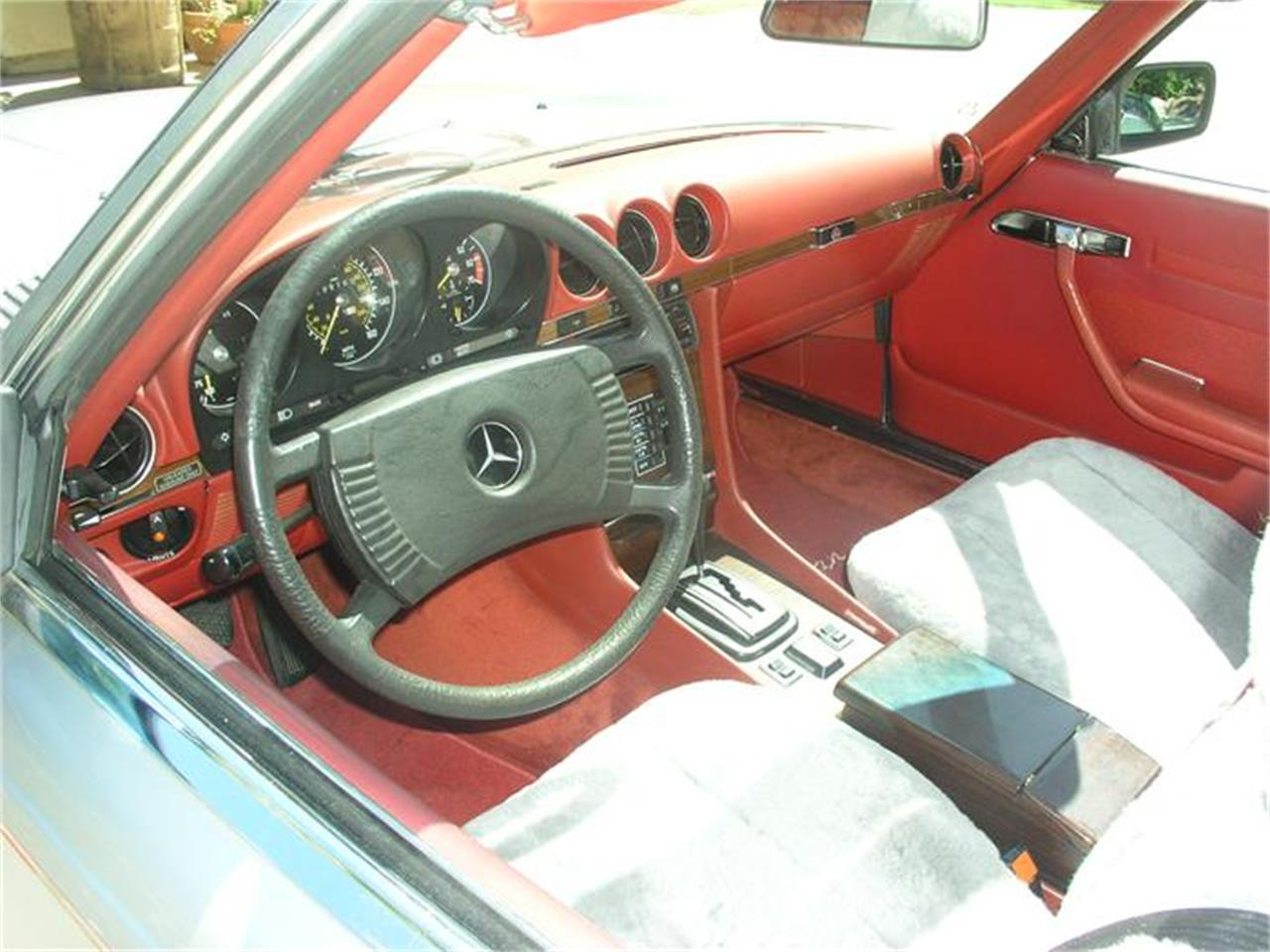 Large Picture of '79 Mercedes-Benz 450SL located in Elfin Forest (San Diego County) California Offered by a Private Seller - 9NIB