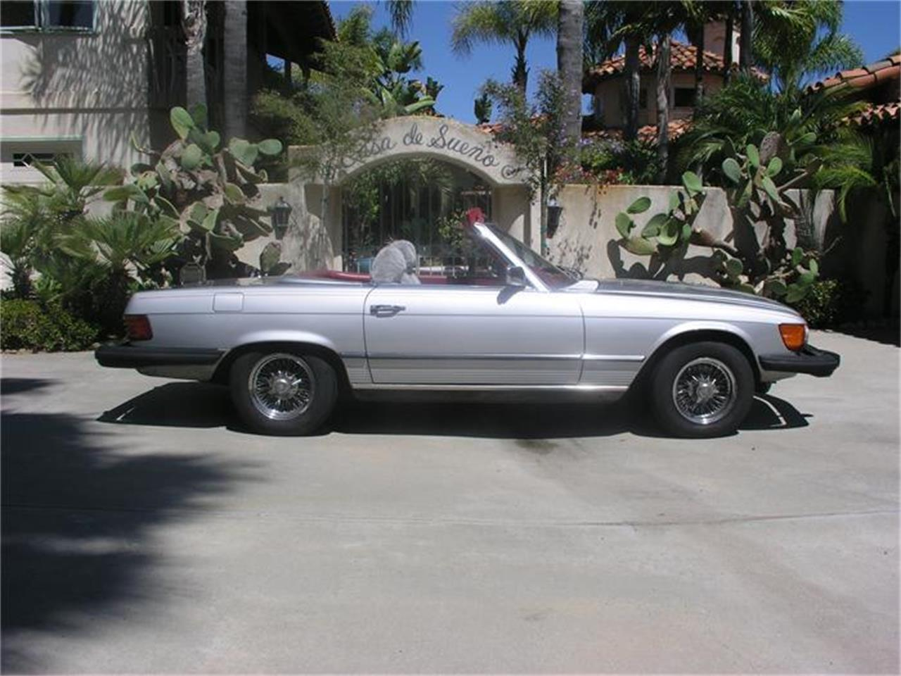 Large Picture of '79 450SL located in California - $8,999.00 - 9NIB