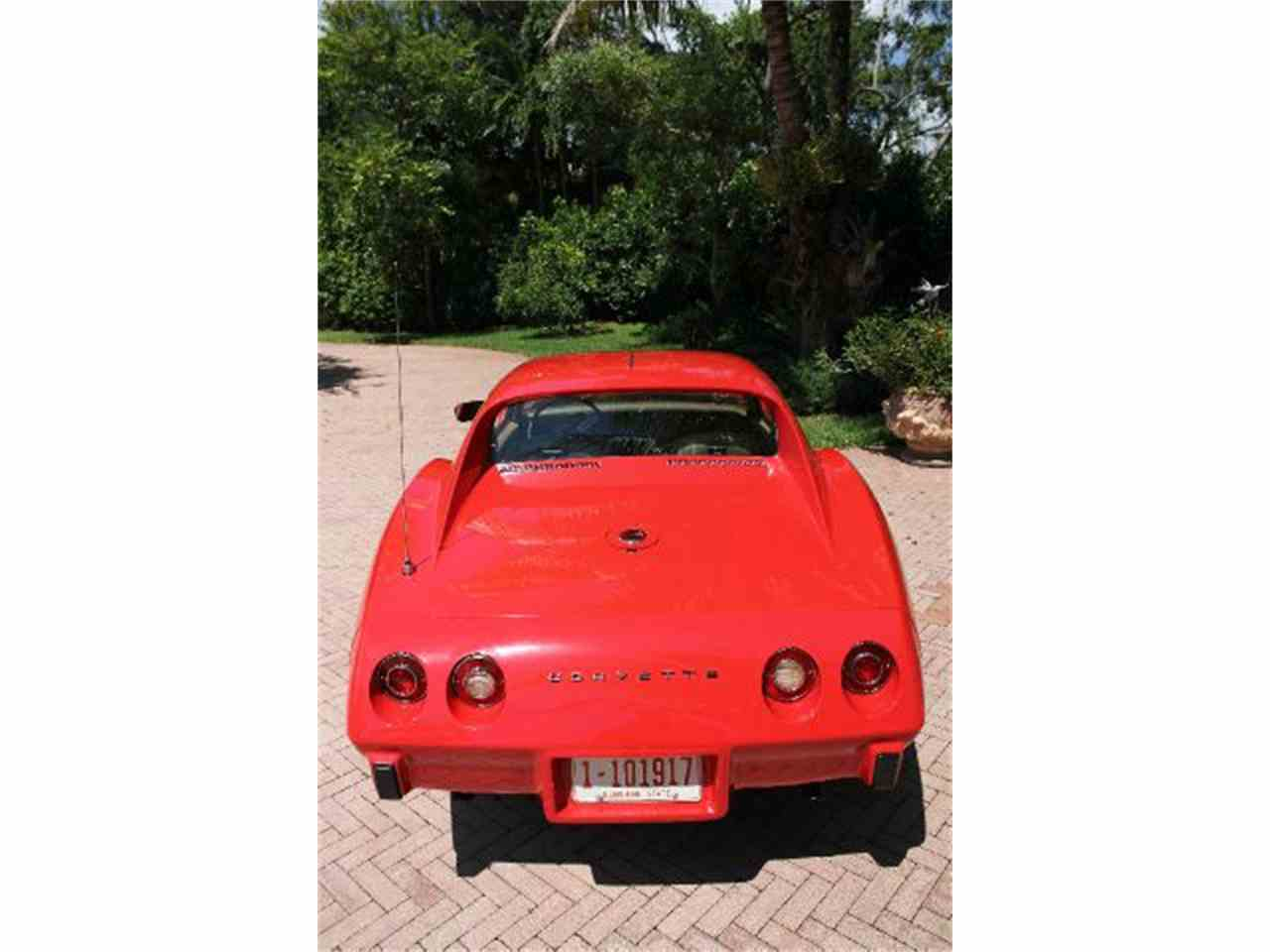 Large Picture of '75 Corvette - 9QXY