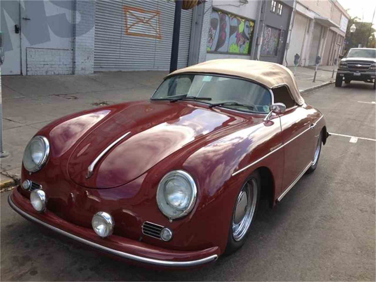 1957 Porsche Speedster For Sale Classiccars Com Cc 454968