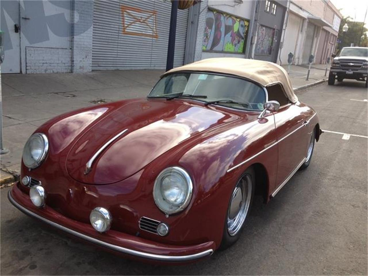 Large Picture of Classic 1957 Porsche Speedster located in California - $32,950.00 Offered by Beverly Hills Motor Cars - 9R20