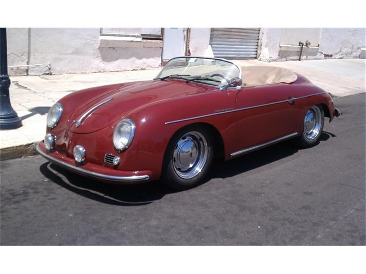 Large Picture of '57 Porsche Speedster - 9R20