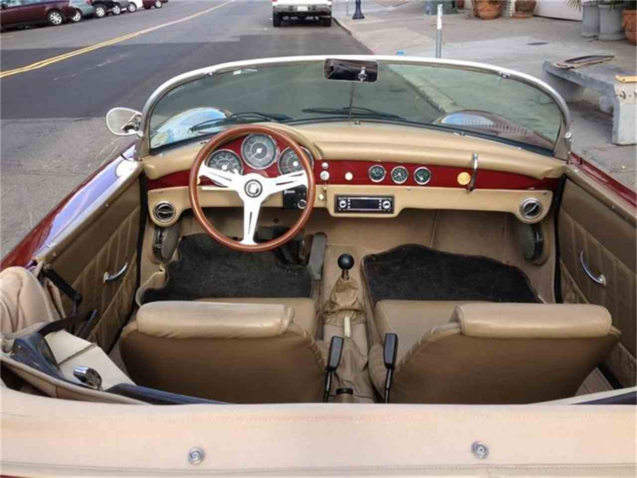 Large Picture of Classic '57 Speedster located in California - $32,950.00 Offered by Beverly Hills Motor Cars - 9R20