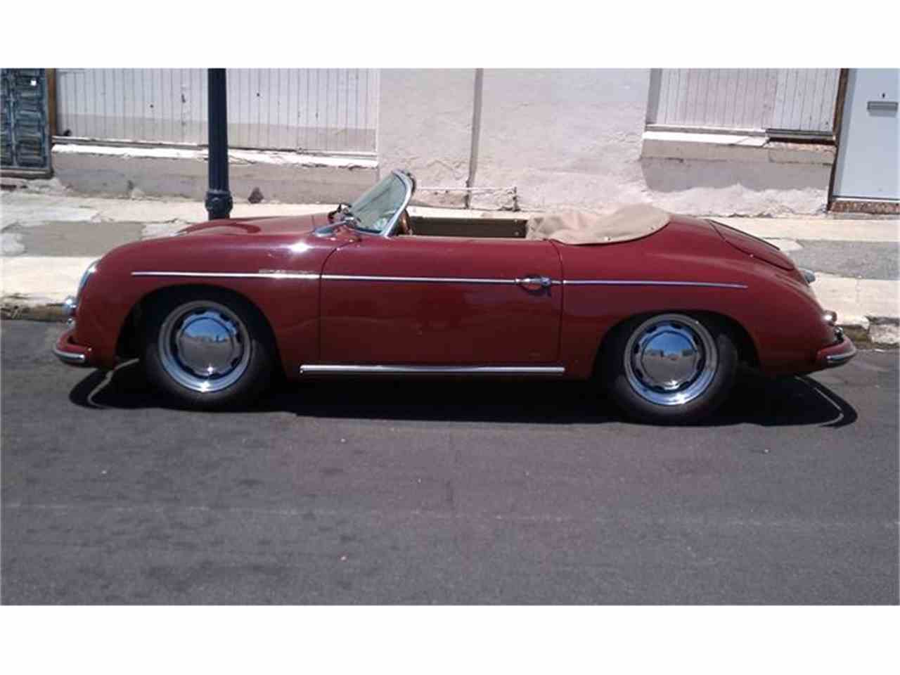 Large Picture of 1957 Porsche Speedster located in California - $32,950.00 Offered by Beverly Hills Motor Cars - 9R20