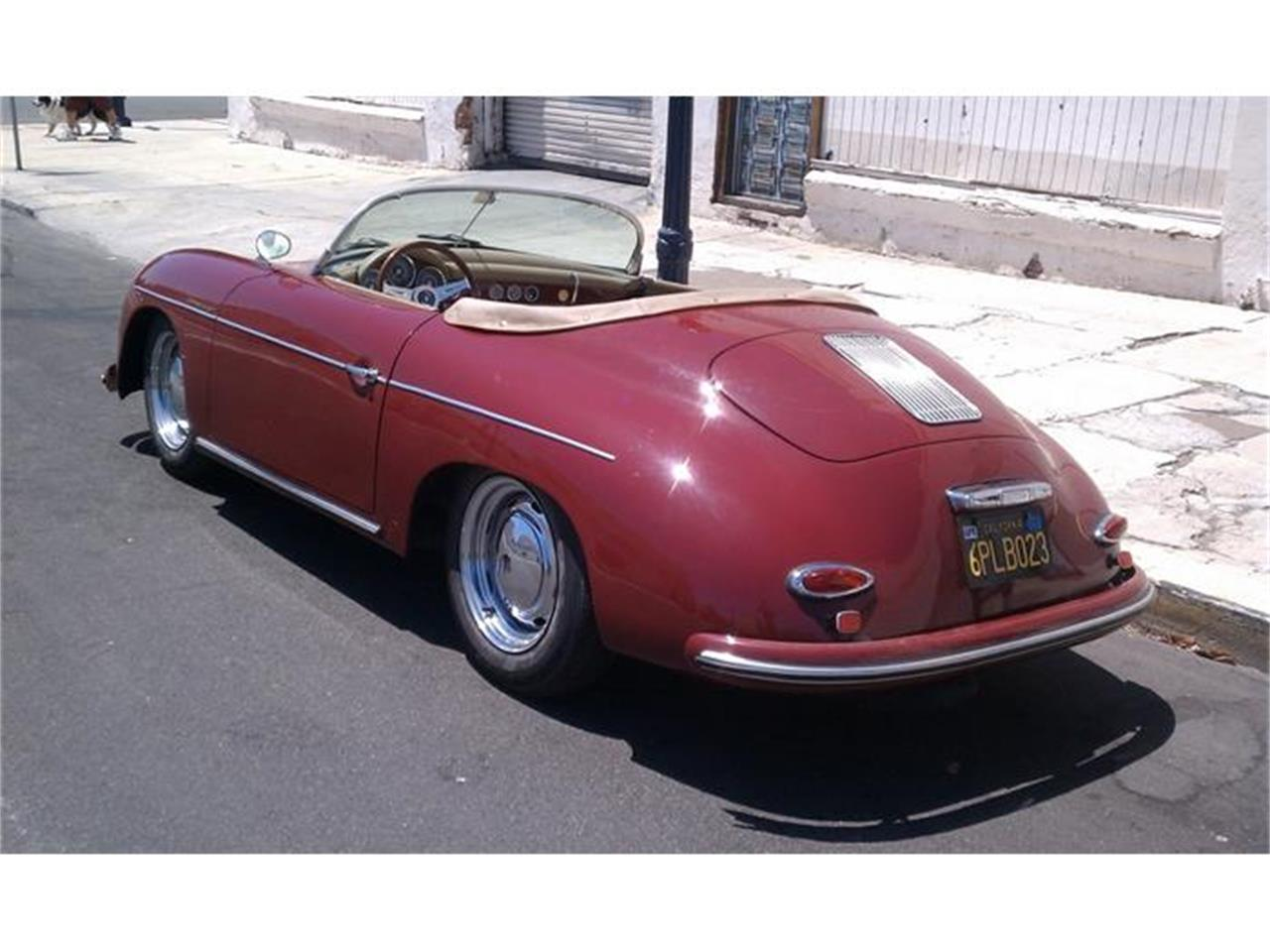 Large Picture of 1957 Porsche Speedster - $32,950.00 Offered by Beverly Hills Motor Cars - 9R20