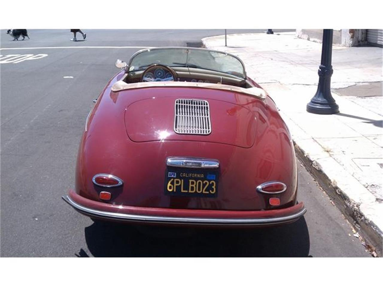 Large Picture of '57 Porsche Speedster located in San Diego California - 9R20