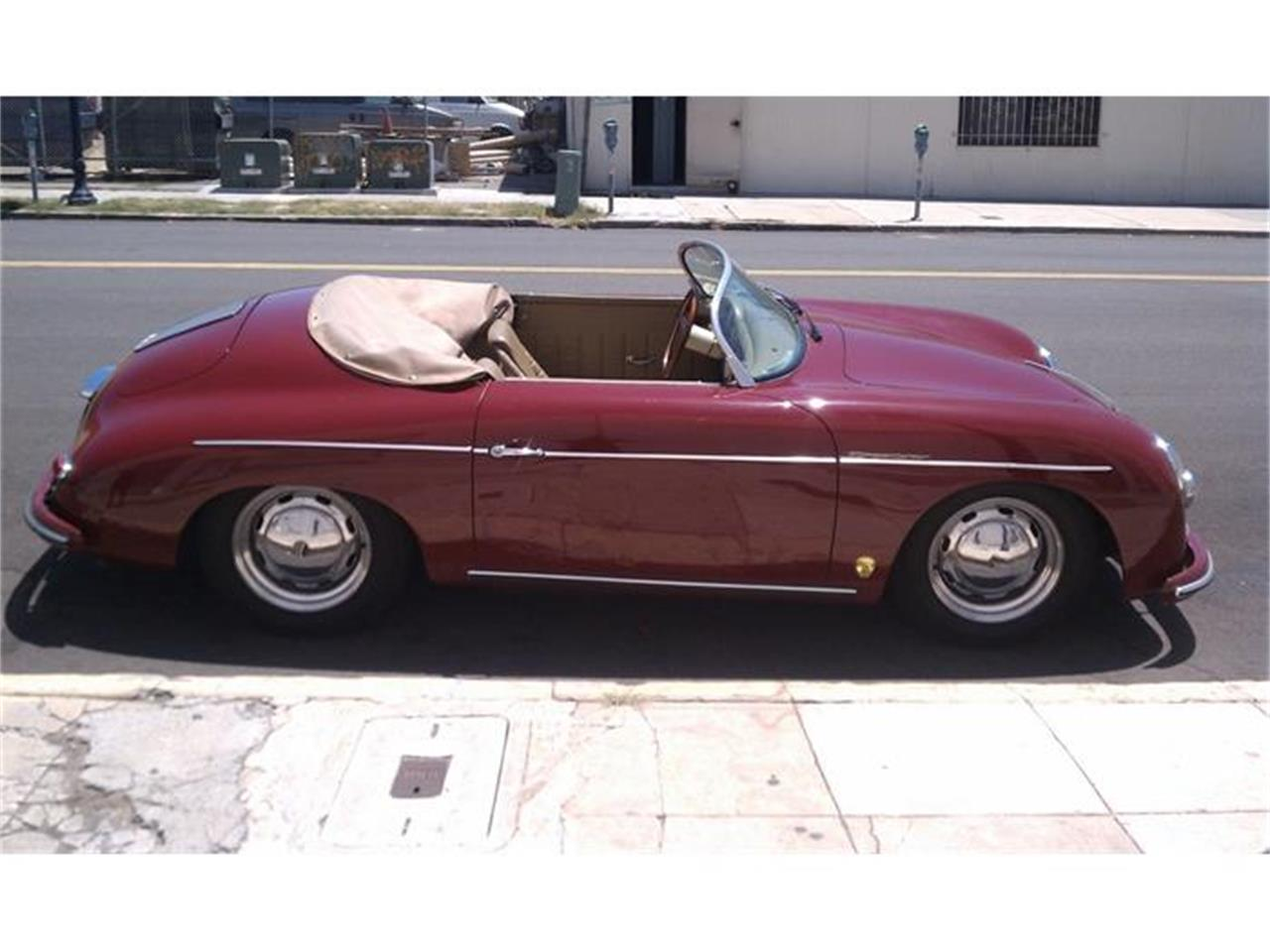 Large Picture of 1957 Speedster located in San Diego California Offered by Beverly Hills Motor Cars - 9R20
