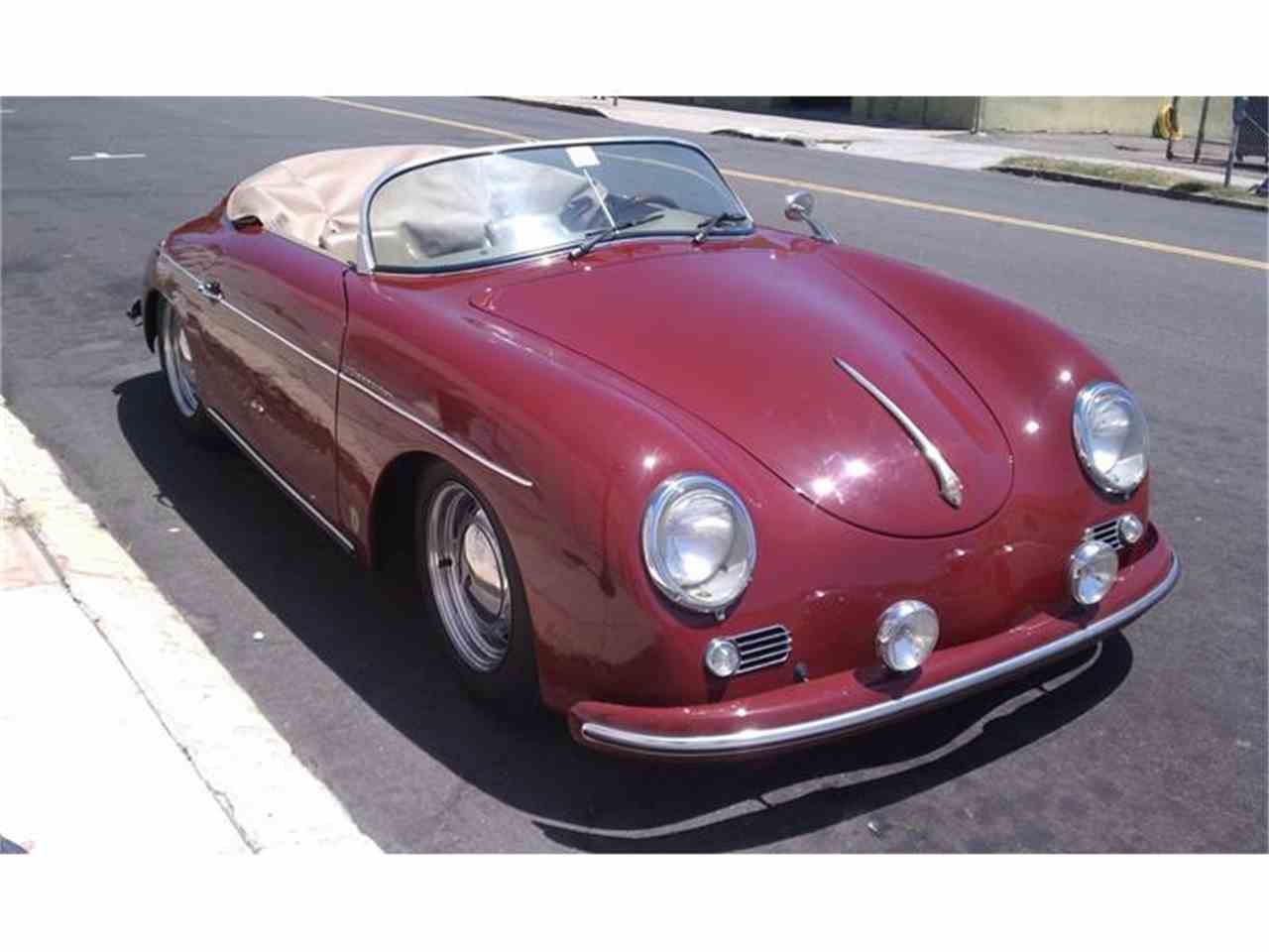 Large Picture of 1957 Porsche Speedster - 9R20