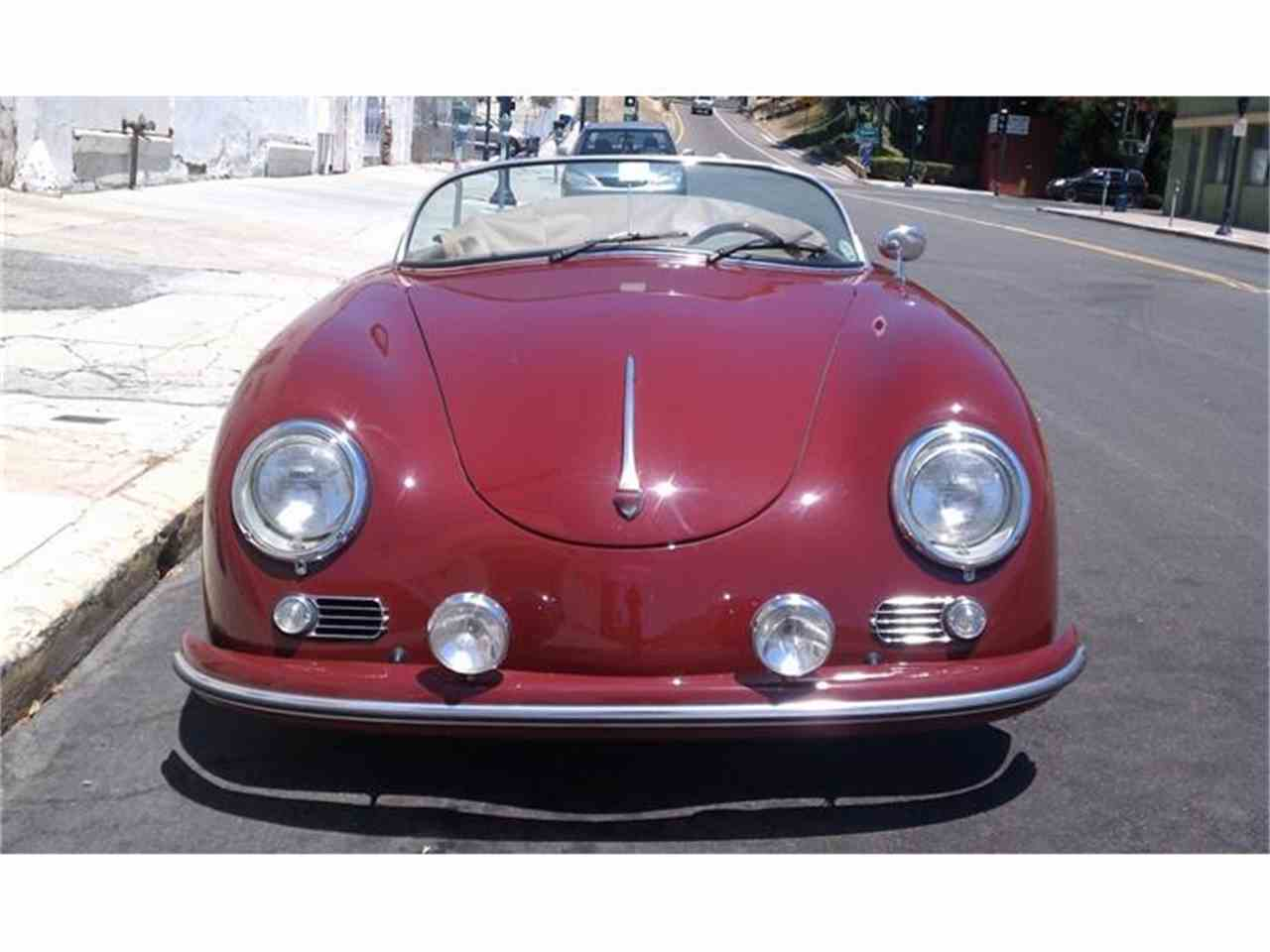 Large Picture of Classic '57 Porsche Speedster located in San Diego California Offered by Beverly Hills Motor Cars - 9R20