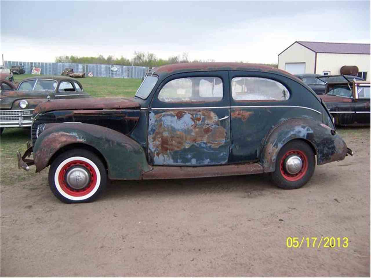 Large Picture of '38 Ford Deluxe located in Parkers Prairie Minnesota - $3,500.00 - 9R21