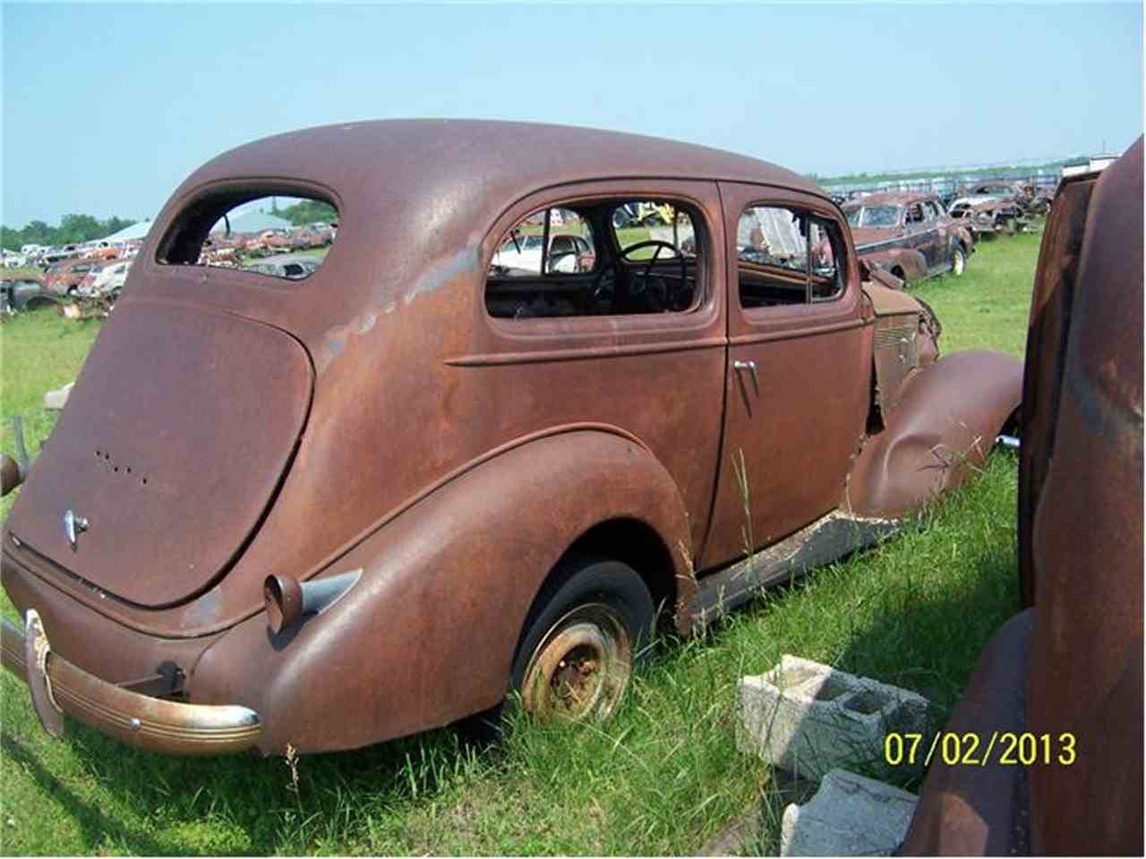 Large Picture of '36 2-Dr Sedan - 9R26