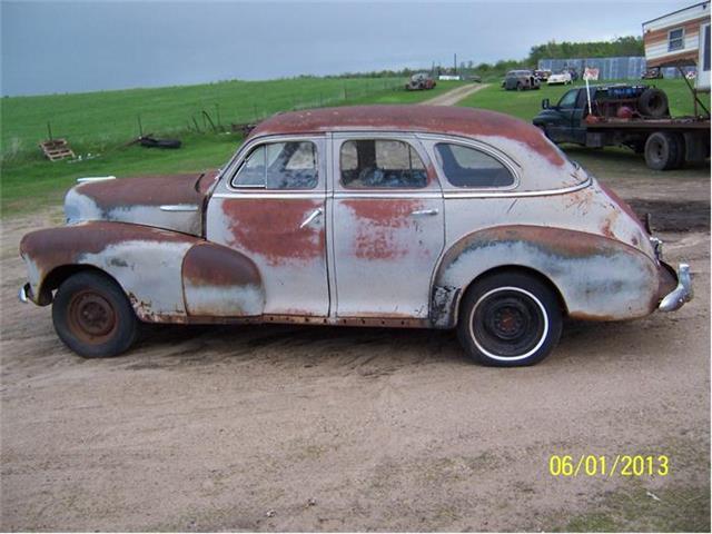 1947 Chevrolet 4-Dr Sedan