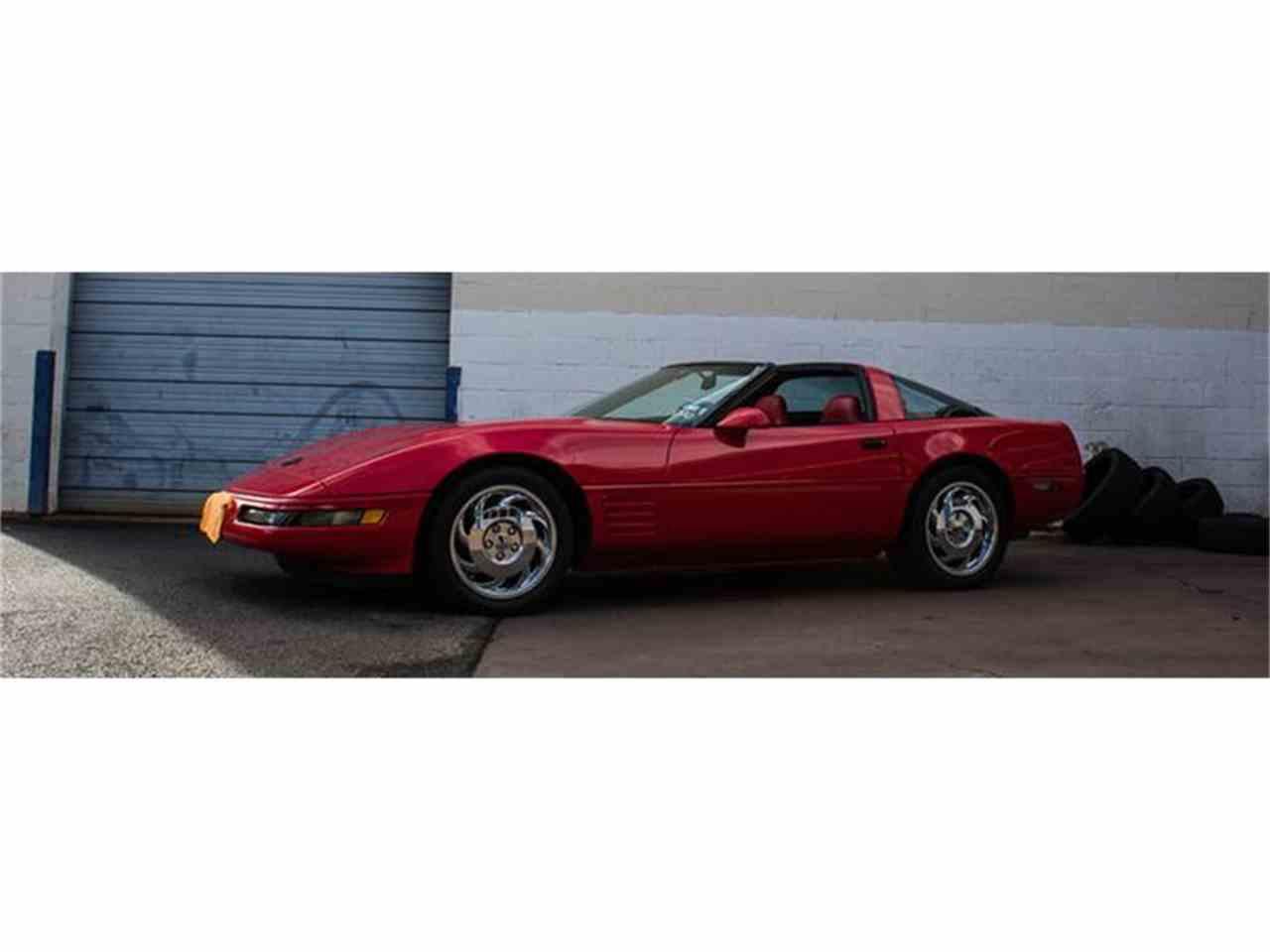Large Picture of '94 Corvette - 9RGX