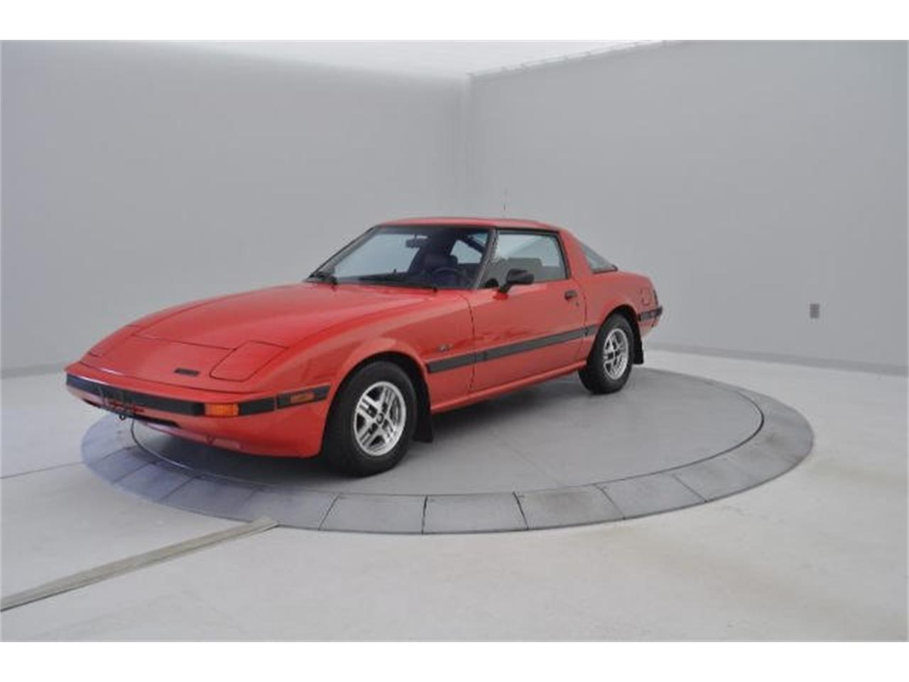 Large Picture of '83 Mazda RX-7 located in North Carolina Offered by Paramount Classic Car Store - 9RP4