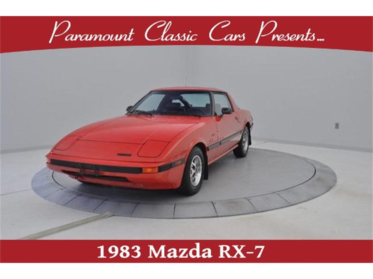 Large Picture of 1983 Mazda RX-7 located in North Carolina - $18,995.00 - 9RP4