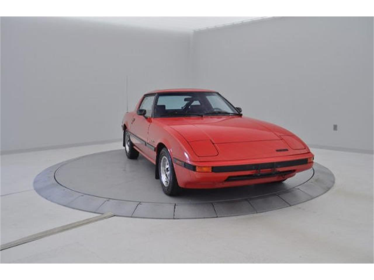Large Picture of 1983 Mazda RX-7 located in Hickory North Carolina Offered by Paramount Classic Car Store - 9RP4
