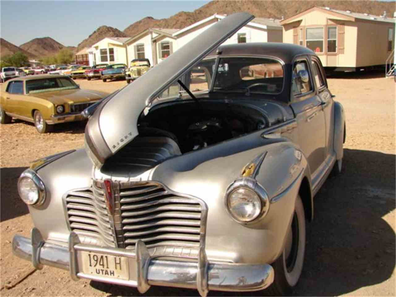 Large Picture of '41 Coupe - 9NQB