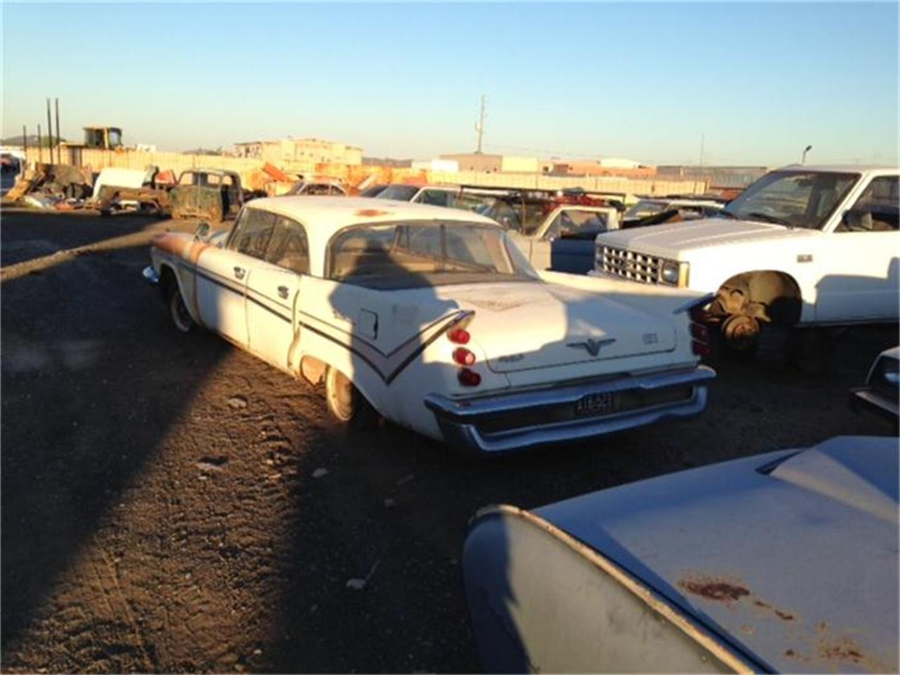 Large Picture of Classic 1959 DeSoto Firedome - $4,900.00 Offered by Desert Valley Auto Parts - 9TVR