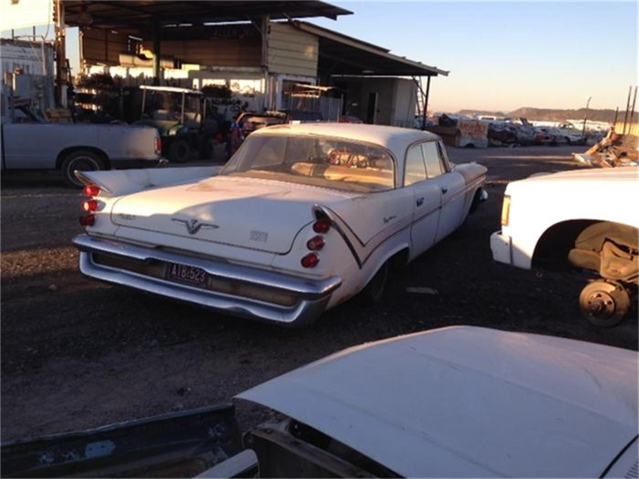 Large Picture of 1959 Firedome - $4,900.00 Offered by Desert Valley Auto Parts - 9TVR