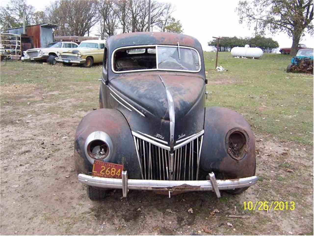 Large Picture of Classic '39 2-Dr Sedan located in Parkers Prairie Minnesota - $3,500.00 - 9WD4