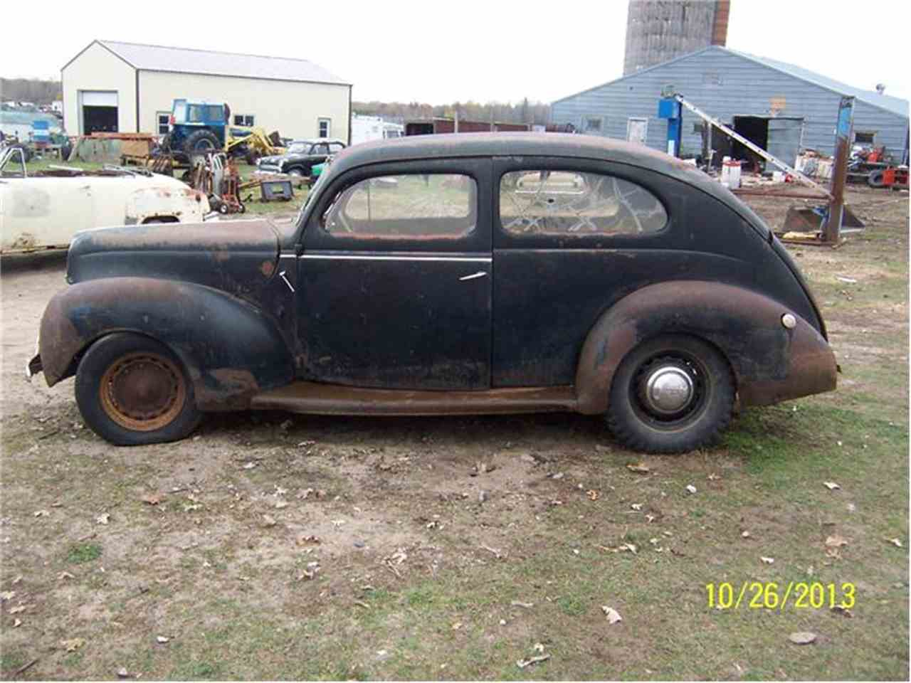 Large Picture of 1939 Ford 2-Dr Sedan - $3,500.00 Offered by Dan's Old Cars - 9WD4
