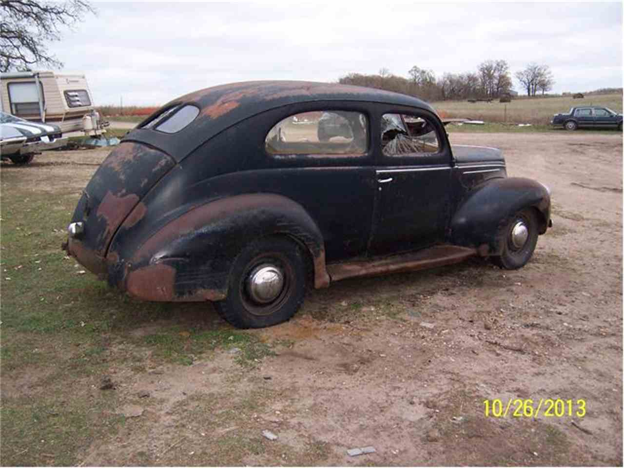 Large Picture of '39 2-Dr Sedan located in Minnesota - $3,500.00 - 9WD4