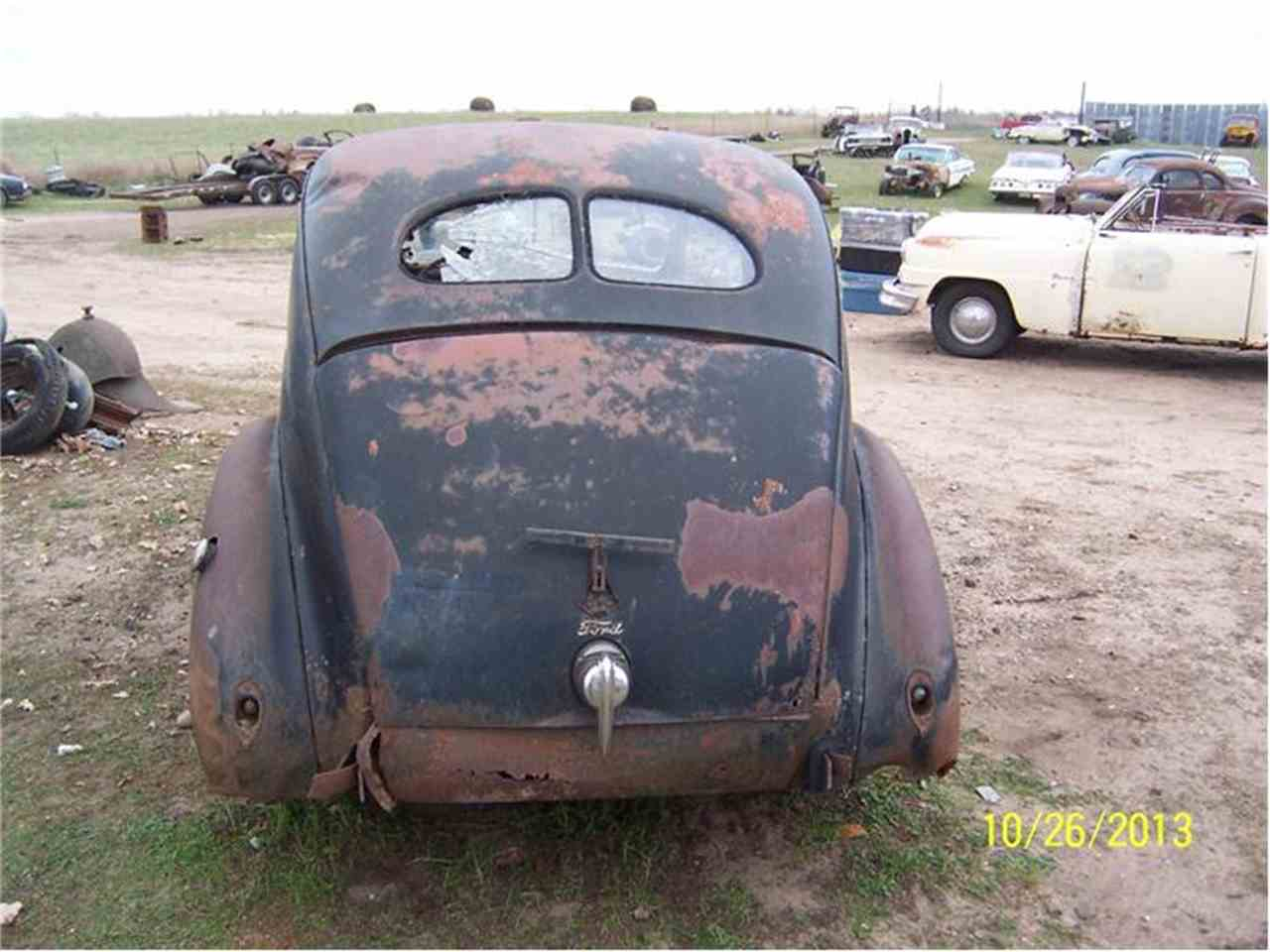 Large Picture of Classic '39 2-Dr Sedan - $3,500.00 - 9WD4