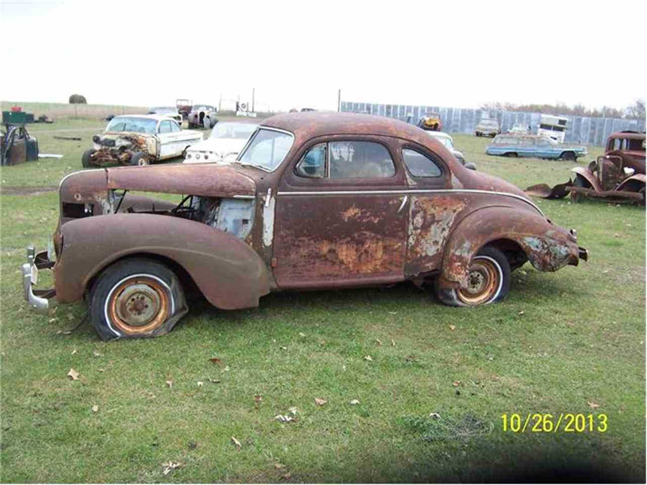 Large Picture of '39 Coupe - 9YT6
