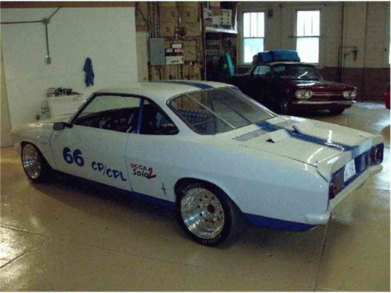 Large Picture of '66 Corvair - 9ZGN