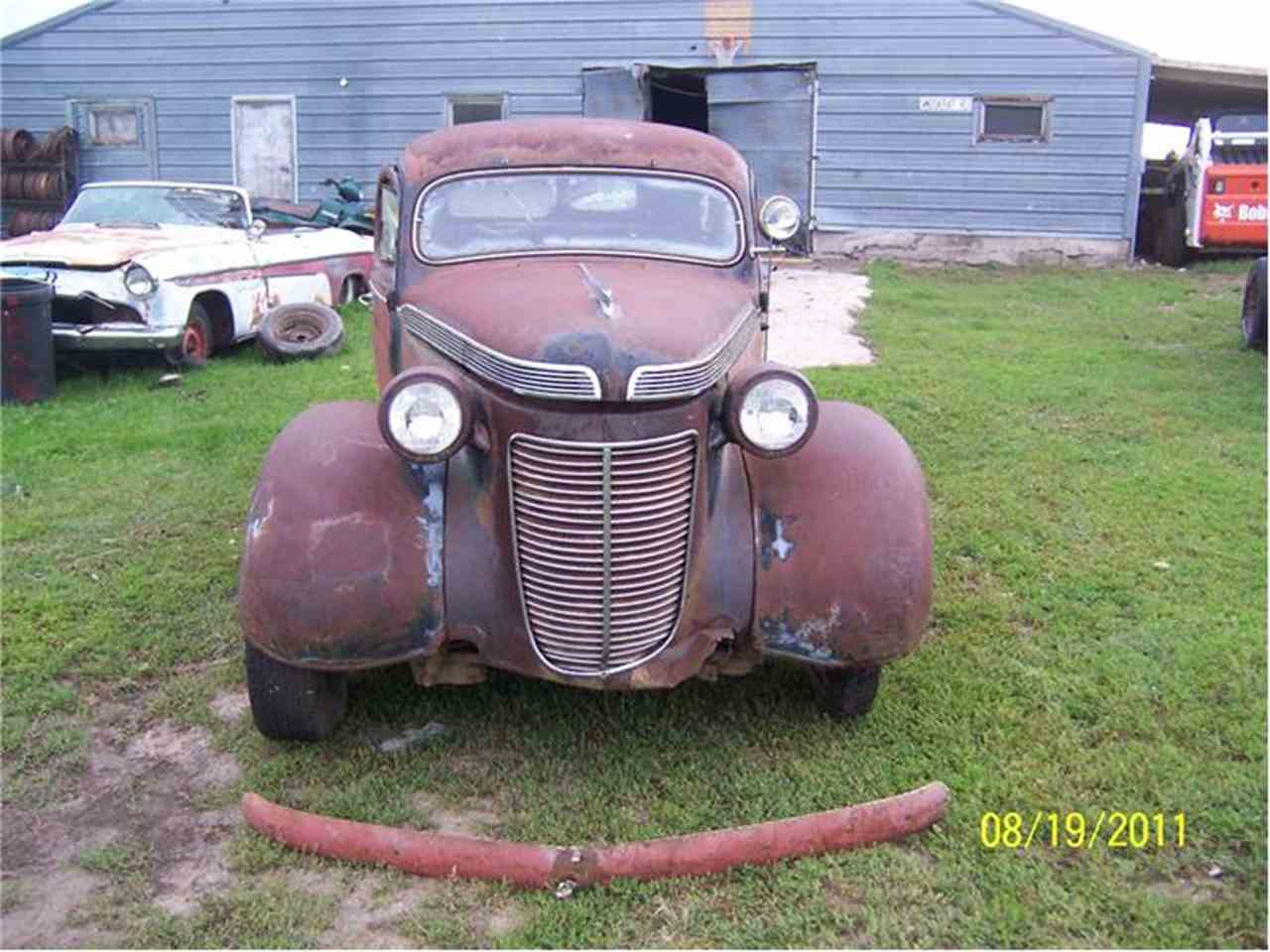 Large Picture of '37 4-Dr Sedan - 9ZHE