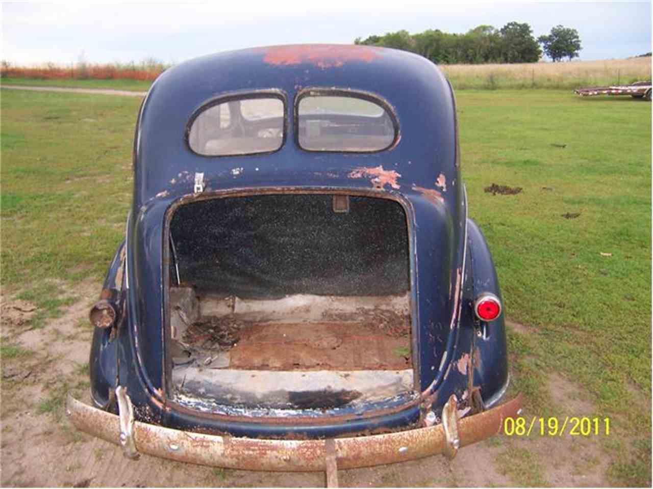 Large Picture of Classic 1938 Dodge 4-Dr Sedan - 9ZHF