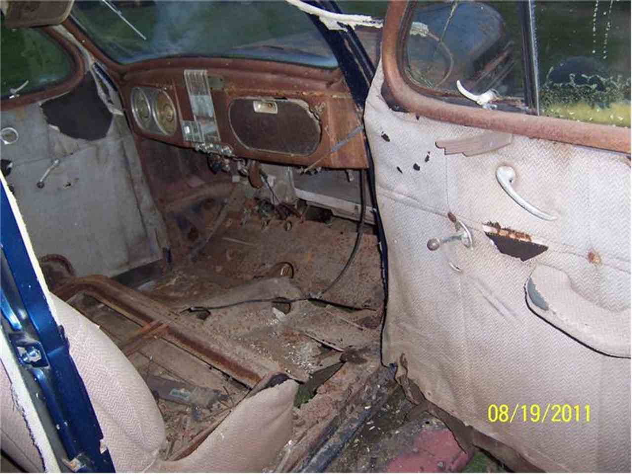 Large Picture of 1938 4-Dr Sedan Offered by Dan's Old Cars - 9ZHF