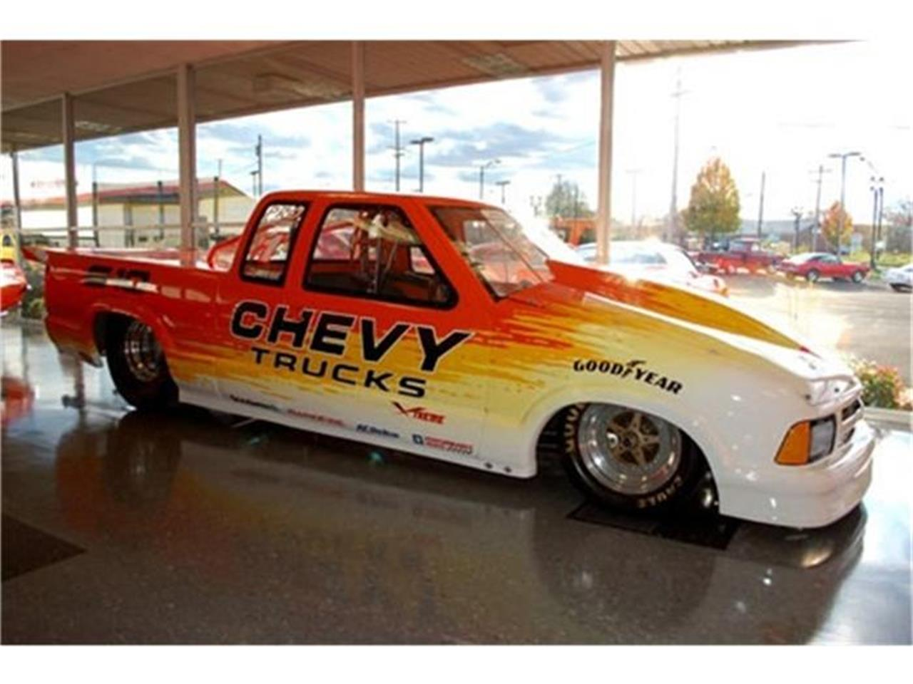 Large Picture of 1998 Chevrolet S10 located in Pennsylvania Auction Vehicle - 9ZVC