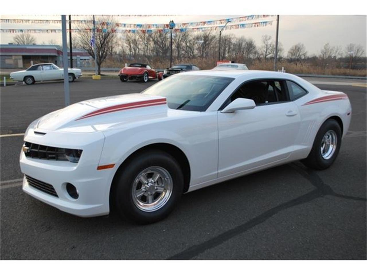 Large Picture of '12 Camaro - 9ZVZ