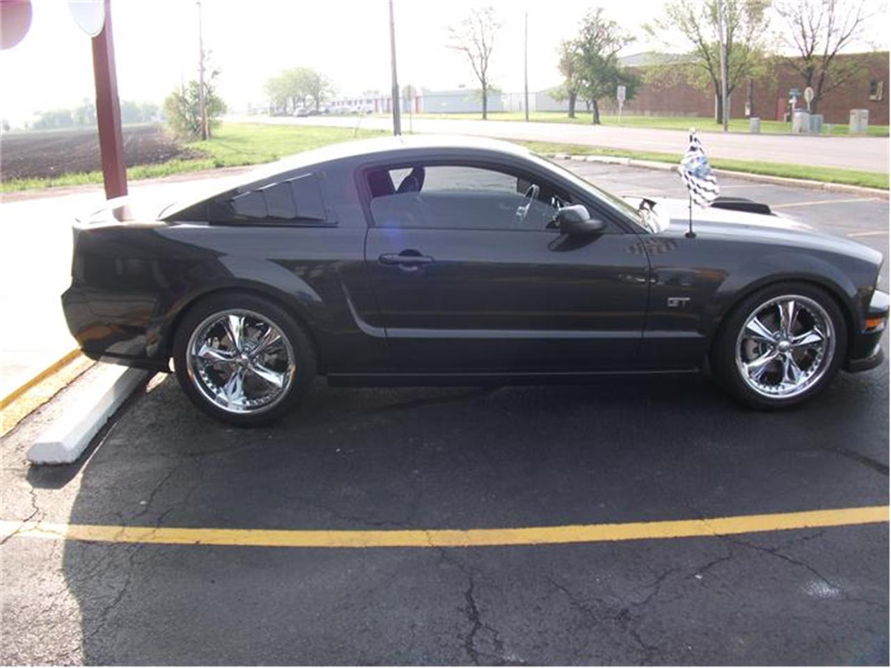 Large Picture of '07 Mustang GT - 9ZZC