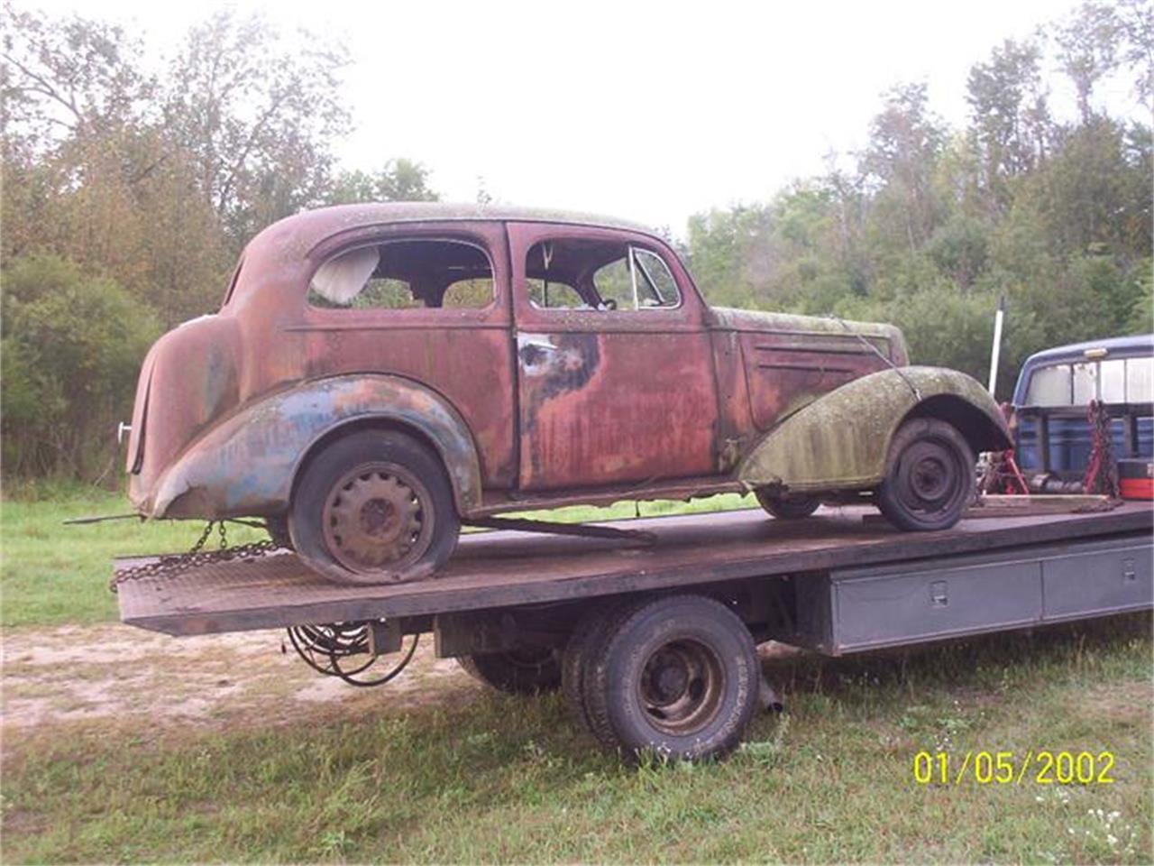 Large Picture of '36 2-Dr Sedan - A0HV