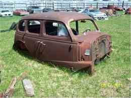 Picture of Classic '37 Fastback - $1,800.00 Offered by Dan's Old Cars - A0HW