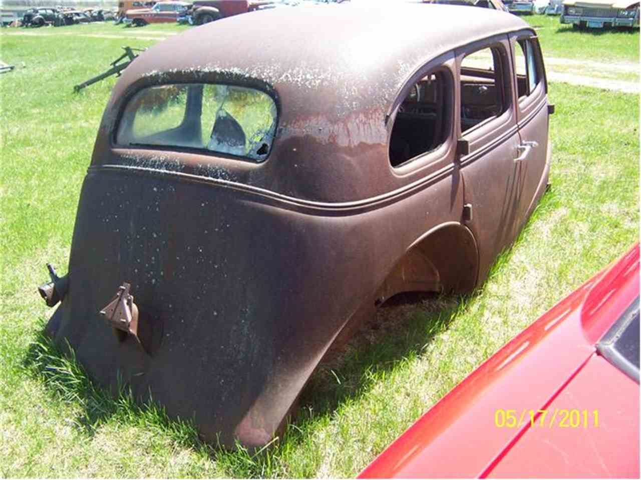 Large Picture of Classic '37 Chevrolet Fastback located in Parkers Prairie Minnesota - $1,800.00 - A0HW
