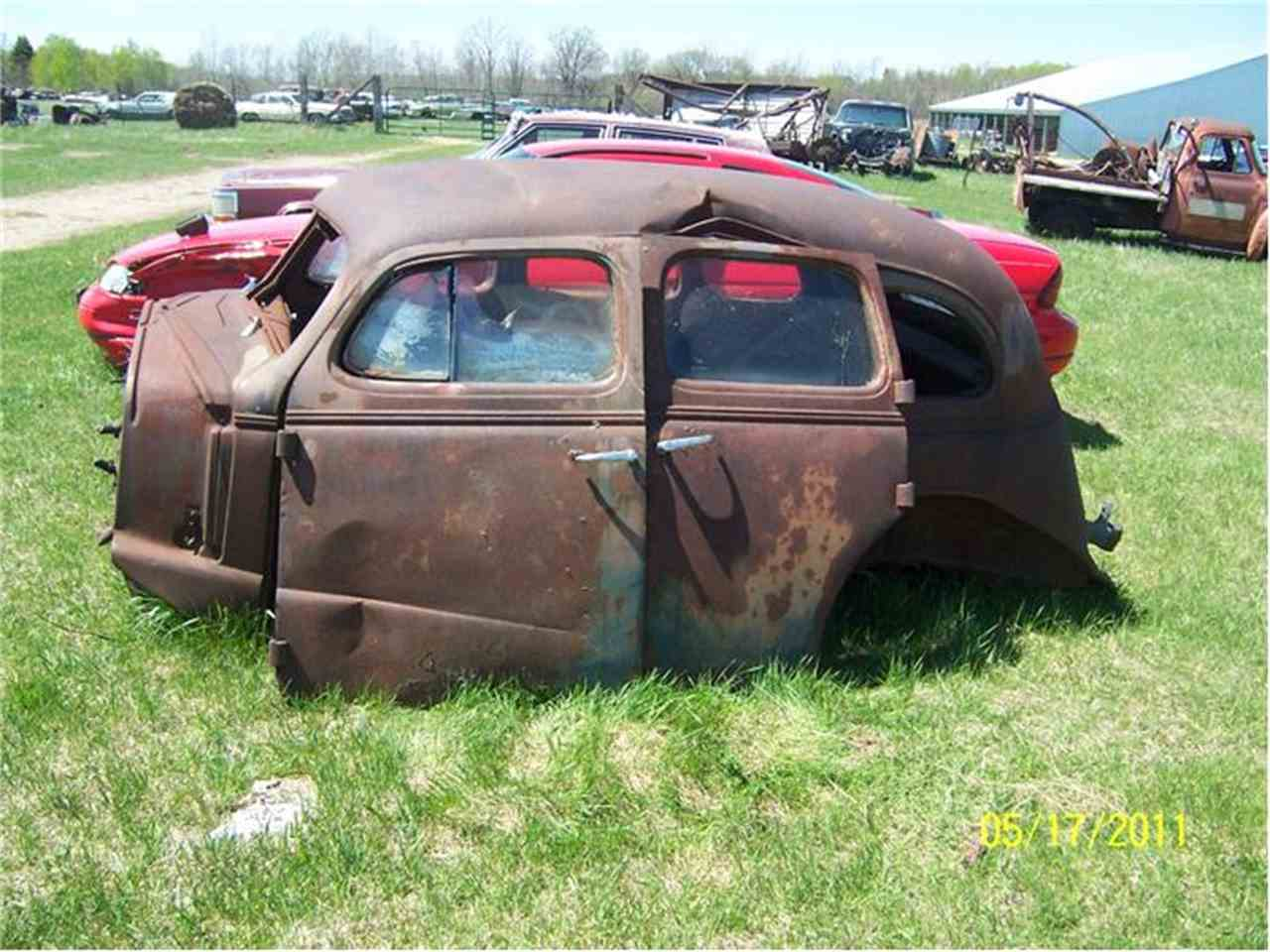 Large Picture of 1937 Chevrolet Fastback located in Parkers Prairie Minnesota - $1,800.00 Offered by Dan's Old Cars - A0HW