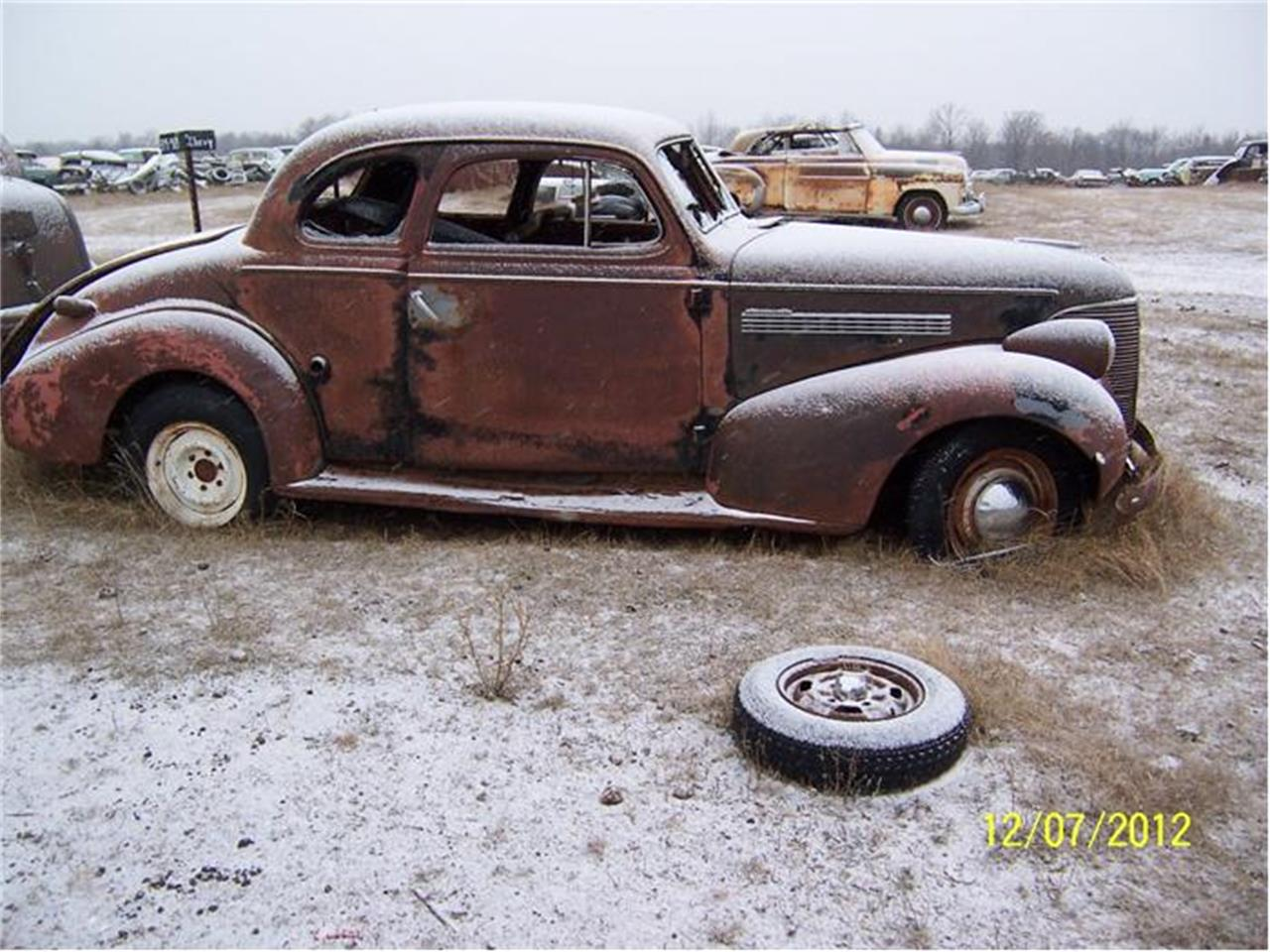 Large Picture of '39 Coupe - A0HX