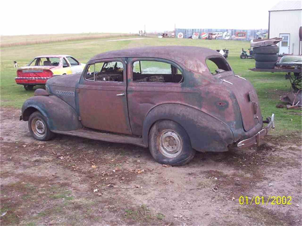 1939 chevrolet 2 dr sedan for sale cc 467206. Black Bedroom Furniture Sets. Home Design Ideas