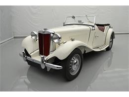 Picture of 1952 MG TD located in North Carolina - $35,995.00 Offered by Paramount Classic Car Store - 9VJL