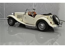 Picture of Classic 1952 MG TD located in North Carolina - $35,995.00 - 9VJL