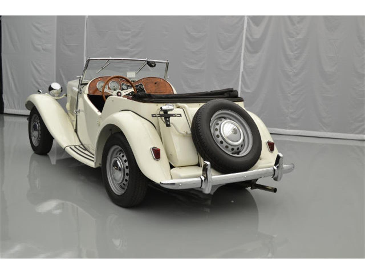 Large Picture of 1952 MG TD located in North Carolina - 9VJL