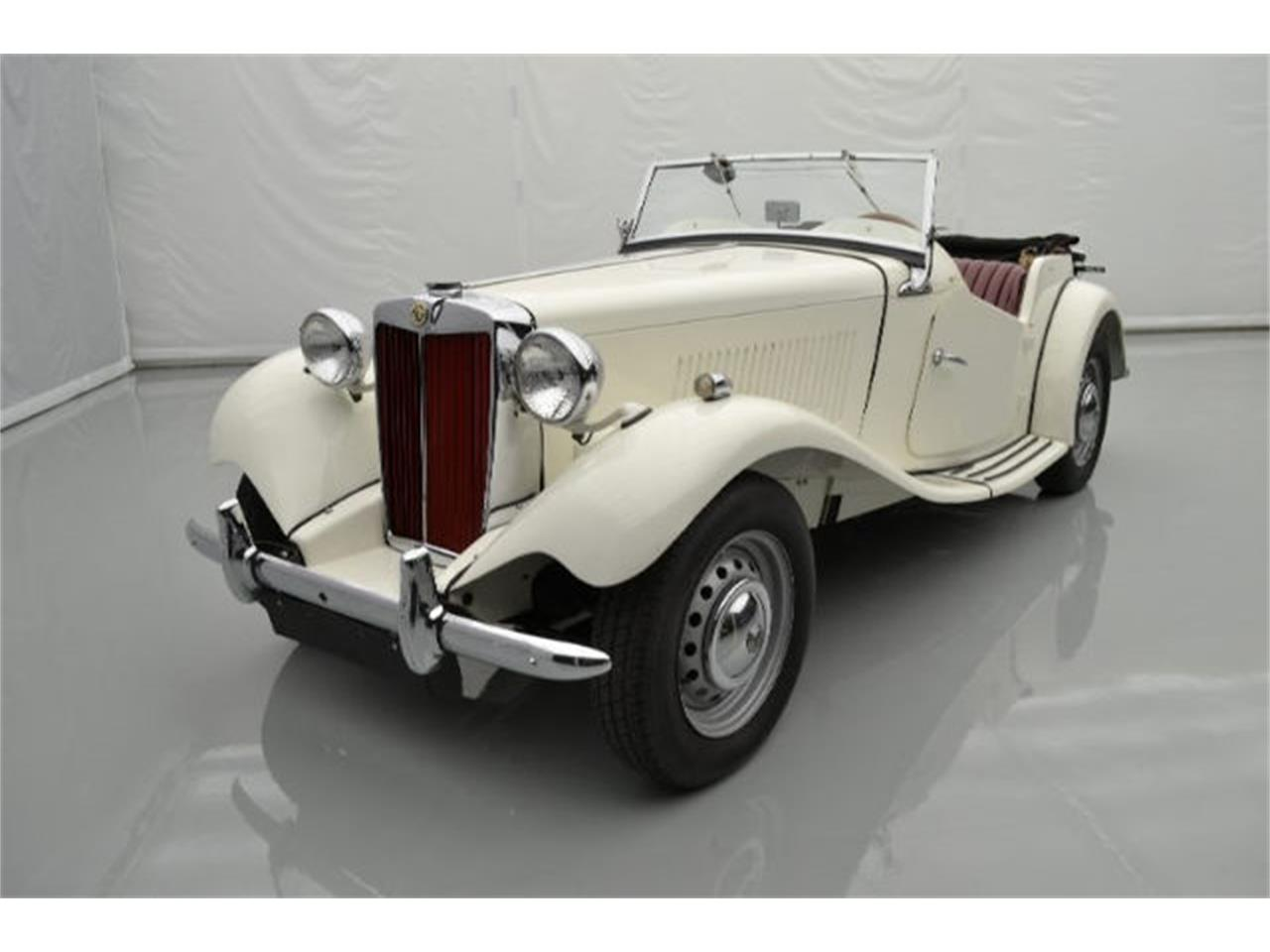 Large Picture of Classic 1952 TD located in North Carolina Offered by Paramount Classic Car Store - 9VJL