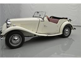 Picture of Classic 1952 MG TD located in Hickory North Carolina - 9VJL