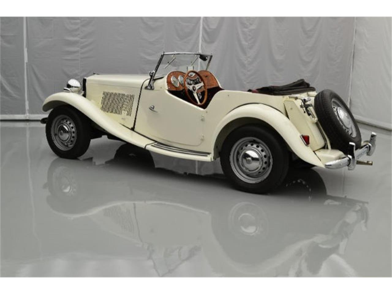 Large Picture of Classic 1952 MG TD - 9VJL
