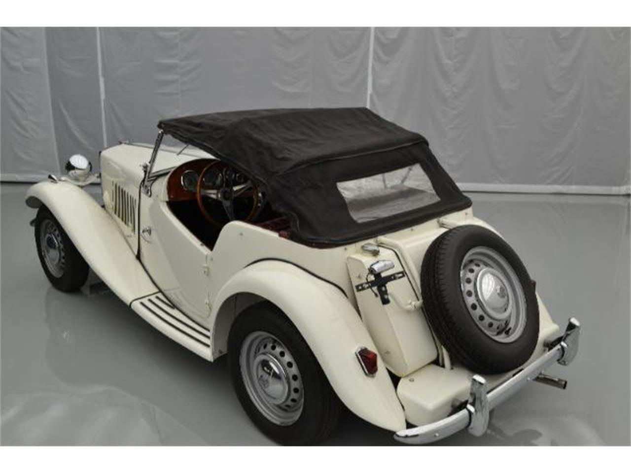 Large Picture of Classic 1952 MG TD located in Hickory North Carolina - $35,995.00 - 9VJL