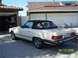 Picture of '84 380SL - A11Q